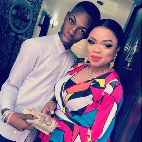 I can't believe my Auntie Bobrisky blocked me – Effeminate dancer, James Brown cries out