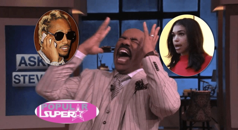 Rapper Future Confirms Breakup With Lori Harvey Omg!