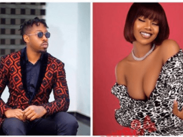 Ike Unfollows Tacha On Instagram For Supporting His Ex-Girlfriend In Shading Mercy – Screenshot