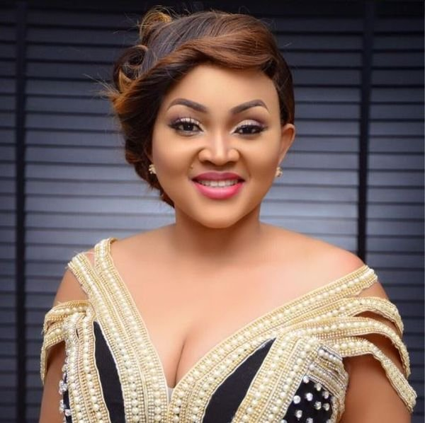 Mercy Aigbe attacked, cursed over Valentine's day message