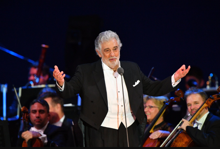 Opera singer, Placido Domingo apologizes to dozens of women who accused him of sexual harassment