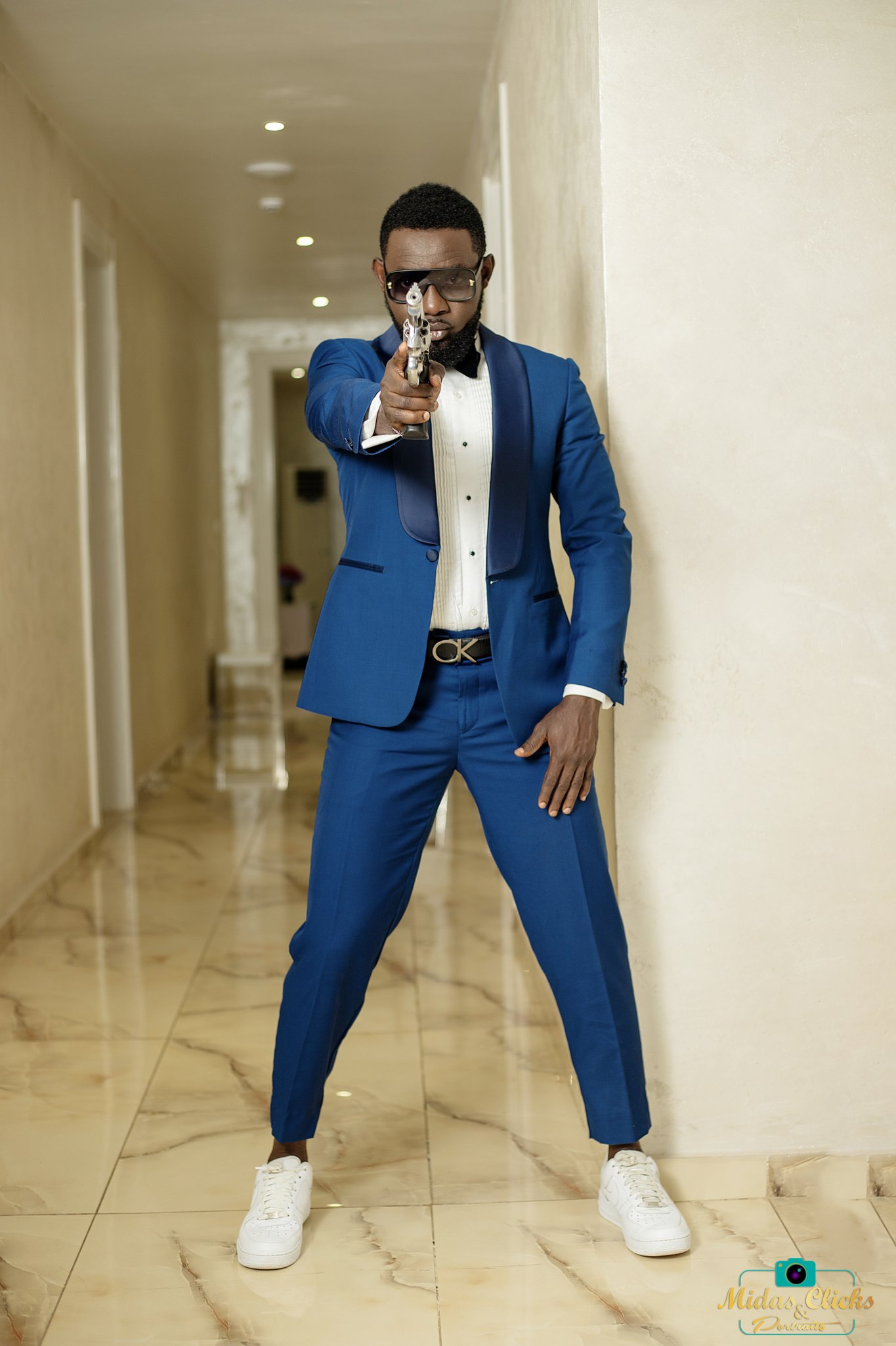 "AY Comedian – ""Infected Politicians Should Be Put On Low-quality Hospitals They Built"""