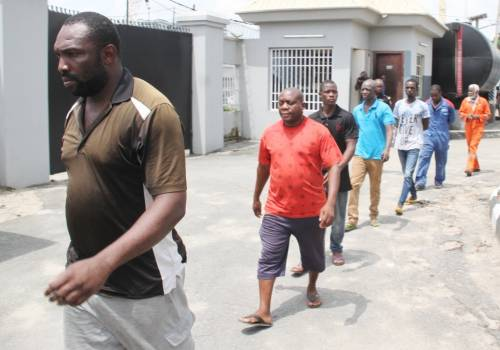 15 Oil Thieves Sentenced To Three-year Jail Term In Lagos