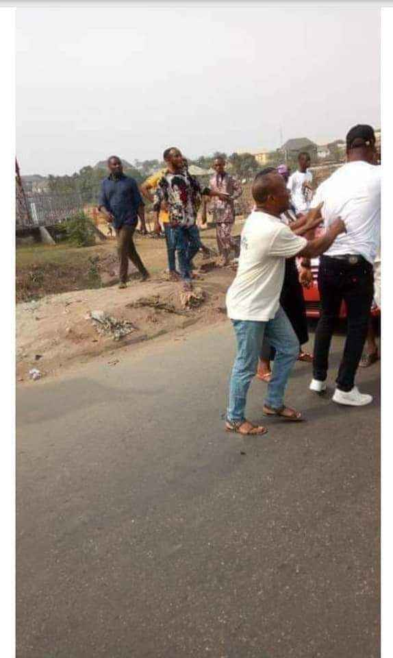 Man punches a taxi driver to death in Owerri (Photos)