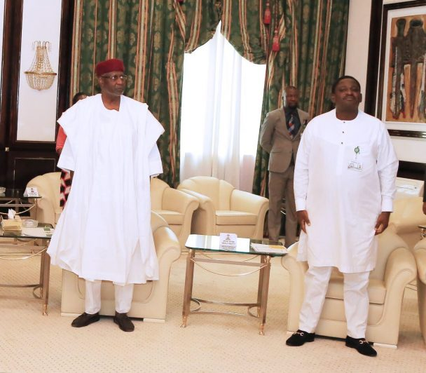 """Femi Adesina -"""" The Dream I Had About Abba Kyari And My Last Contact With Him"""""""