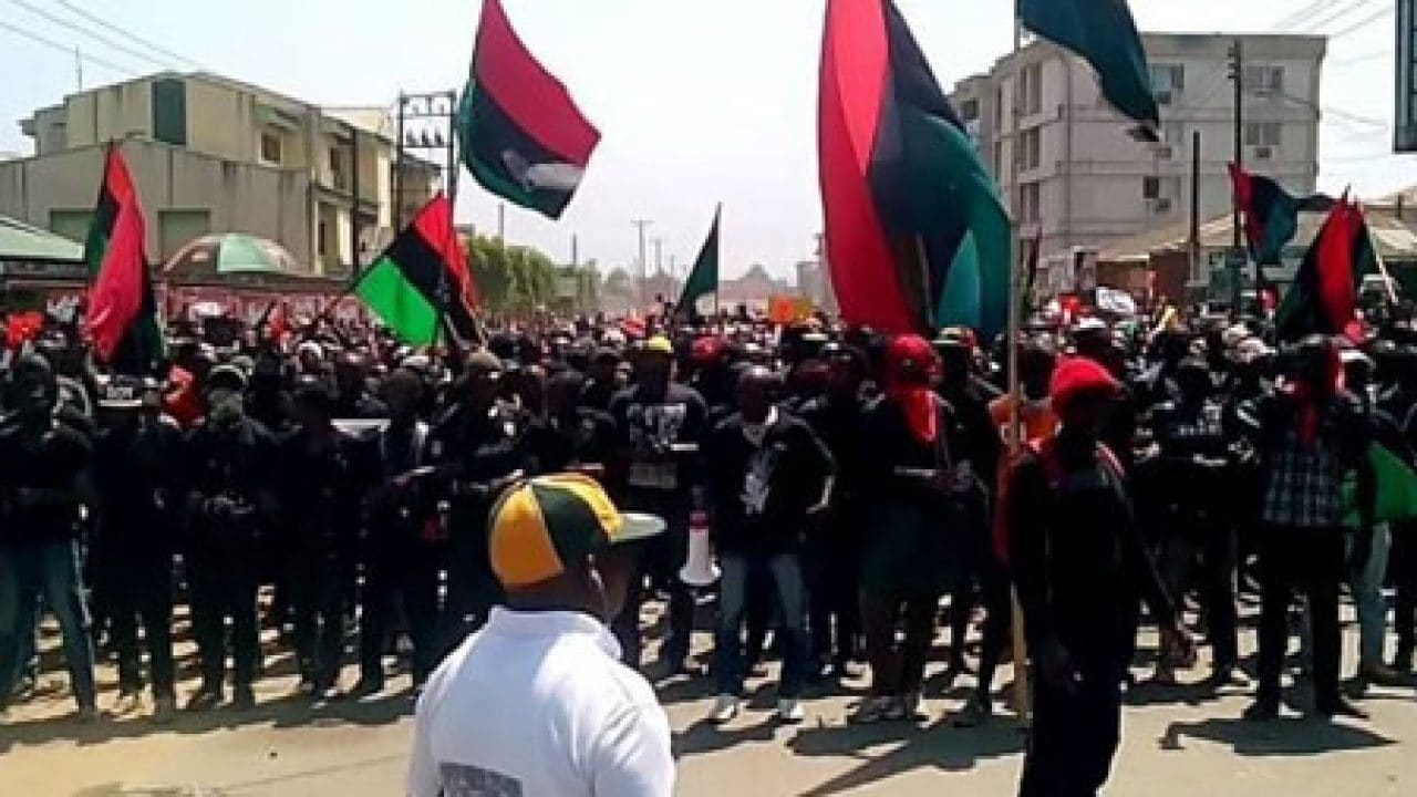 """Confirm if you're treating malaria or Coronavirus"" – Biafran group tells Nigerian government"