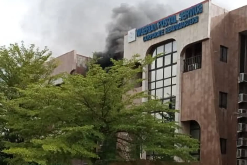 Fire razes NIPOST, fifth fire incident at Federal Government agencies in six months