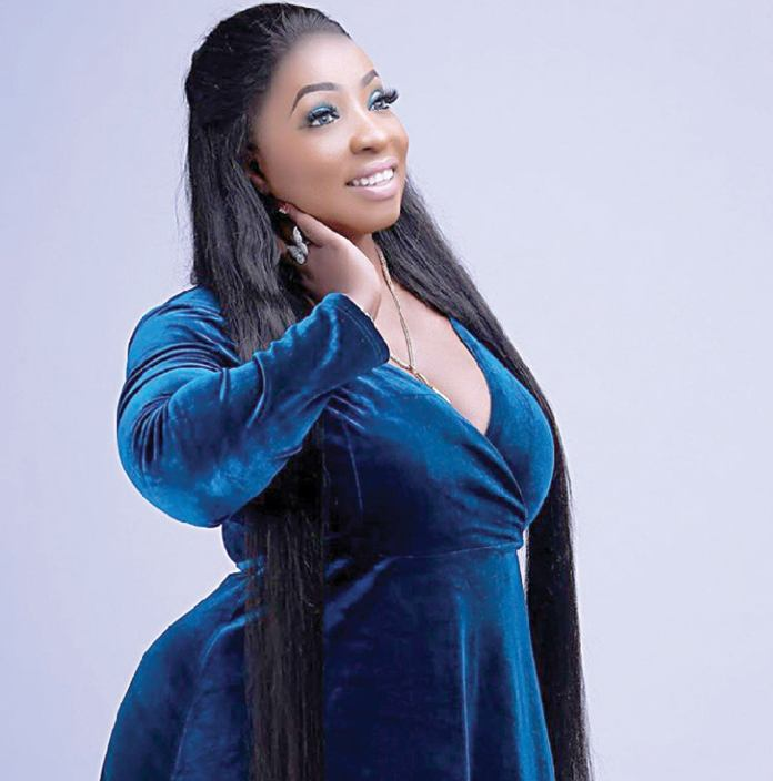"""How Come No Pastor Predicted This Year?""- Curvy Nollywood Actress, Anita Joseph Asks"