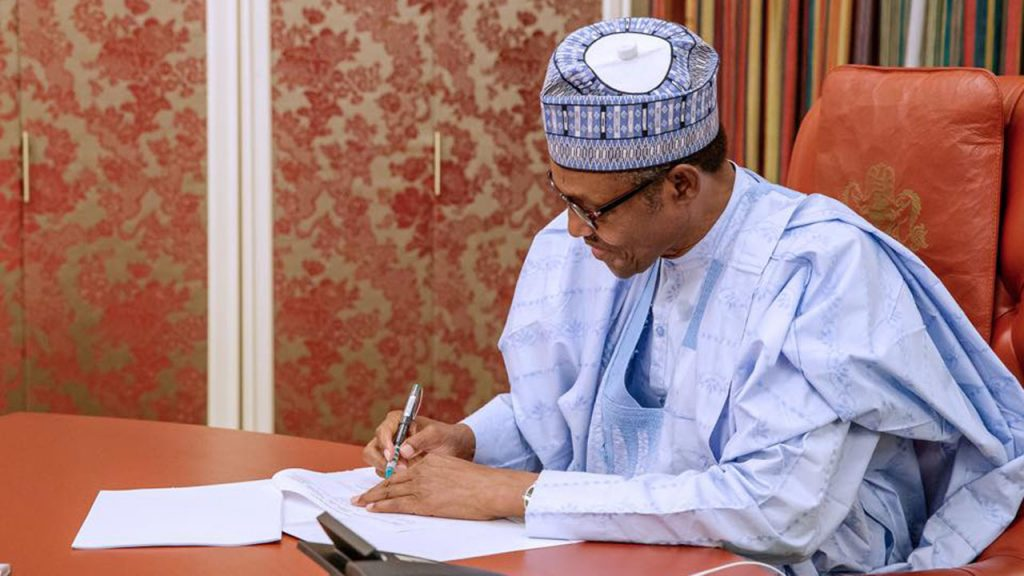 Buhari sends names of 11 nominees to Senate for confirmation as Judges [Full list]