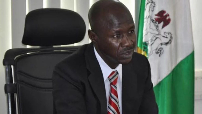 Ibrahim Magu writes to Inspector-General of Police, requests for bail