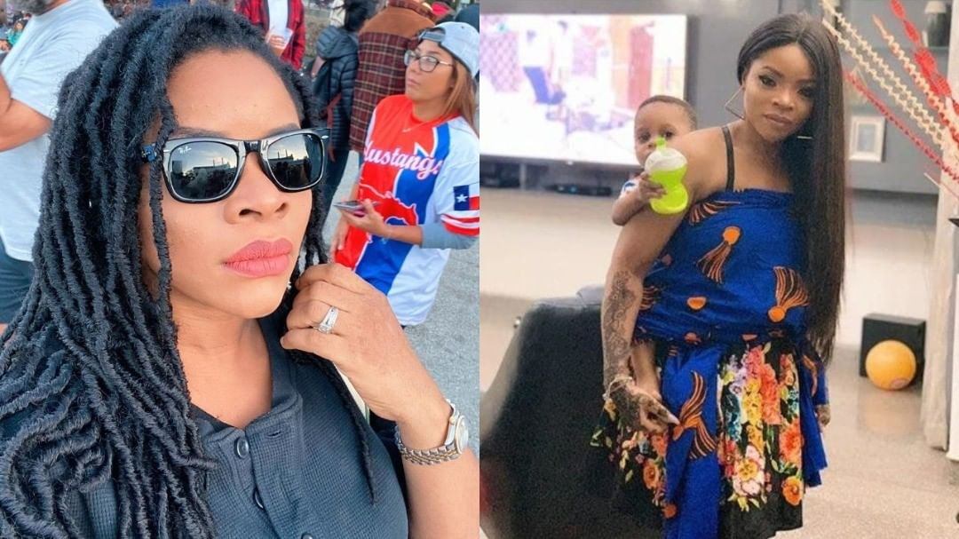 Laura Ikeji reveals reason why she is scared to help people