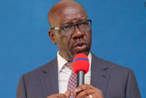 PDP vs APC: Obaseki speaks after attack in Oshiomhole's ward, says election will show who's in charge