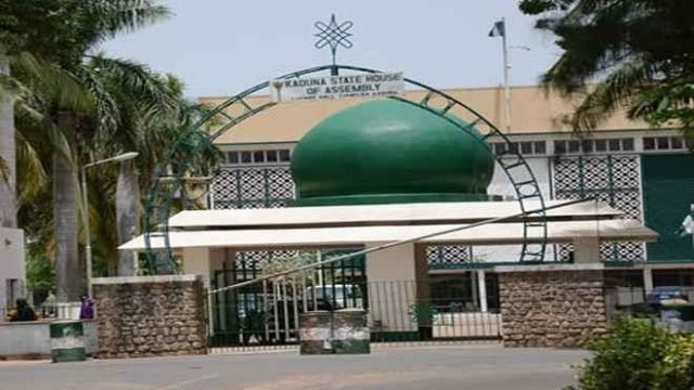 Kaduna State former Deputy Speaker and two others suspended for 9 months