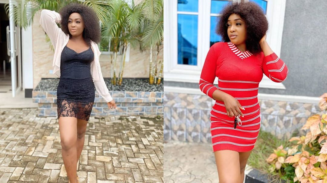 Actress Lizzy Gold Opens up on why she is yet to marry