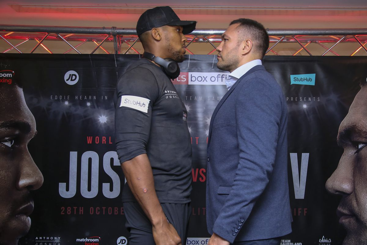 Kubrat Pulev vs Anthony Joshua: Date and venue finally confirmed