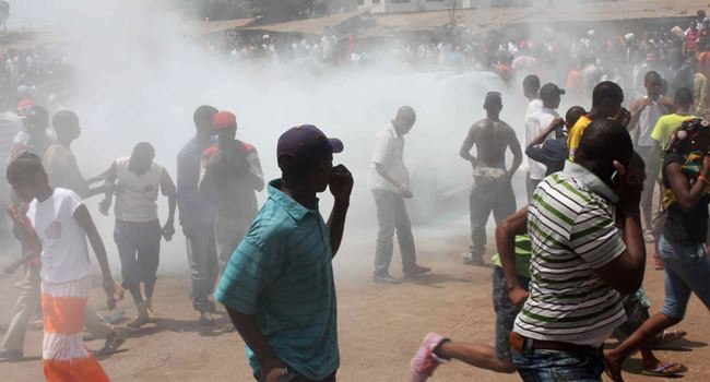 21 opposition protesters feared dead in Guinea post-election violence