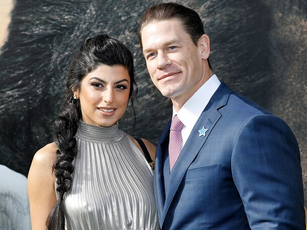 John Cena Marries Shay Shariarzadehp in private Ceremony