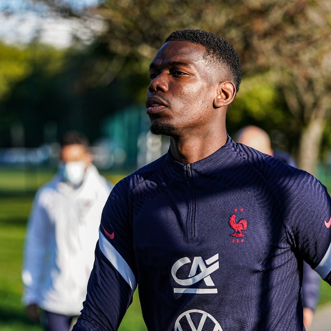 Paul Pogba denies reports of quitting France national team