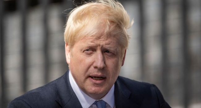 UK PM Johnson orders lockdown in  England as Covid -19 cases surpass one million