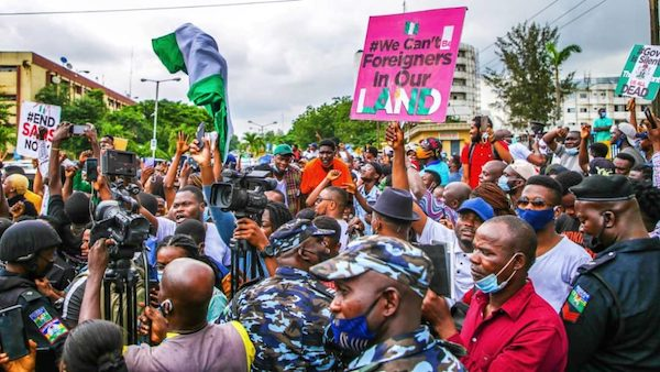 #EndSARS protesters arraigned in court, denied bail