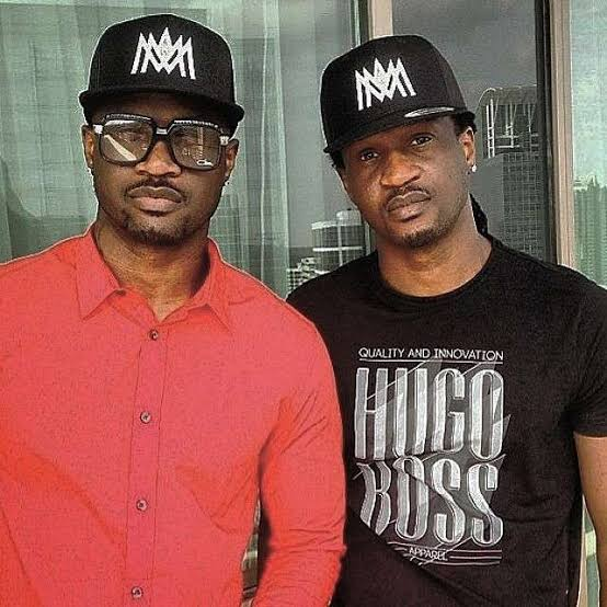 Psquare celebrate themselves on their birthday without celebrating each other