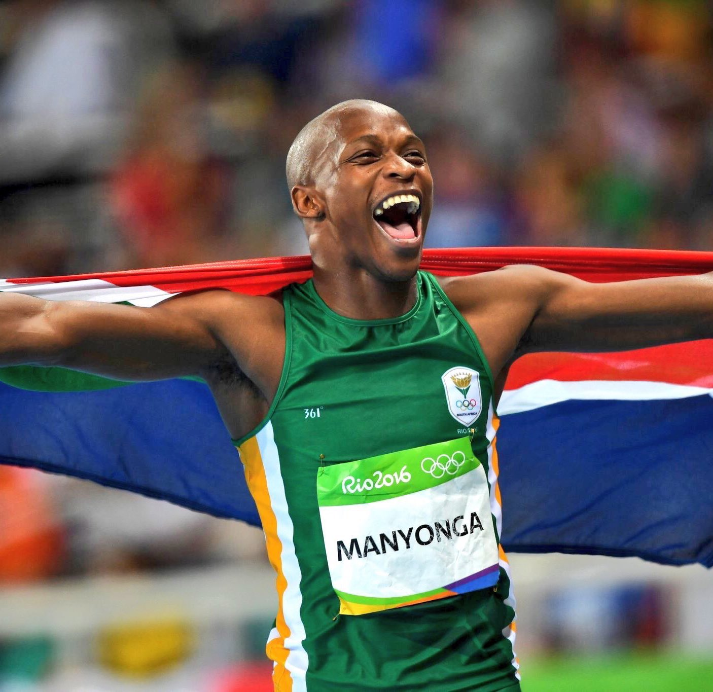 Olympic silver medallist Manyonga suspended