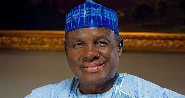 Jerry Gana returns to PDP, says 'no govt in Nigeria'