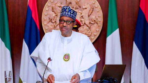 If you want to be president in 2023, join APC —Buhari