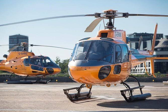 Nigeria To Soon Begin Assembly Of Helicopters – Tech Agency