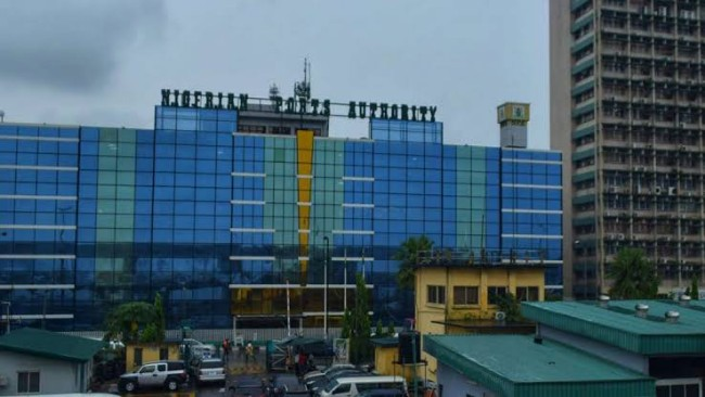 Fire breaks out at NPA Lagos headquarters